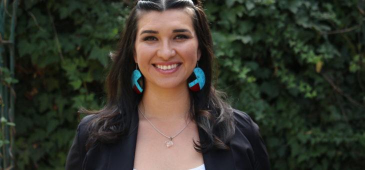 Blackfoot Woman chosen as 2018 Roddenberry Fellow!